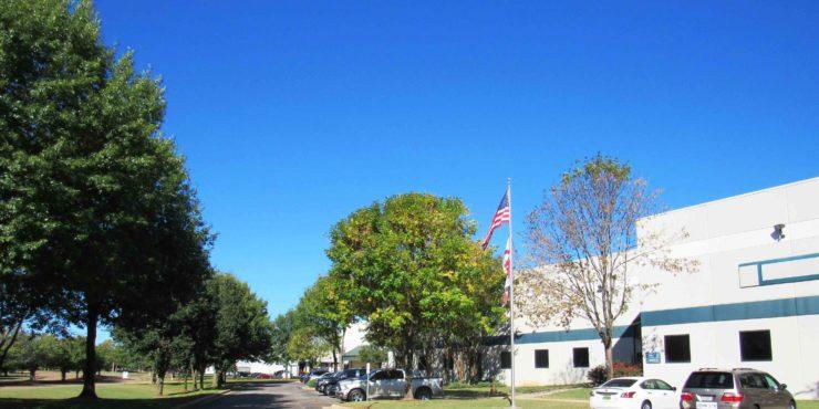 151 Jetplex Boulevard, Suite A/B Huntsville, AL at the Jetplex Industrial Park