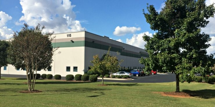 115 Electronics Circle Huntsville, AL 35824, Jetplex Industrial Park