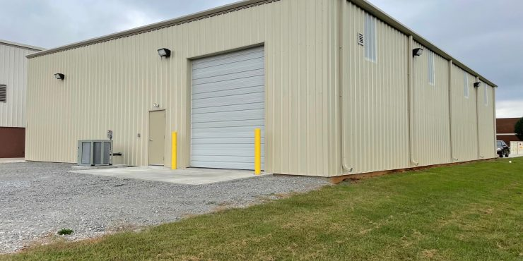 2845 Wall Triana Highway Huntsville, AL, Jetplex Industrial Park