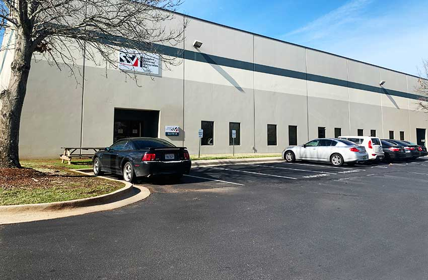 351 Electronics Blvd. Suites A & B, Huntsville, AL 35824